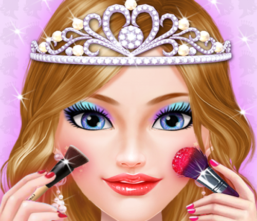 Princess Makeup Salon – Girl Games